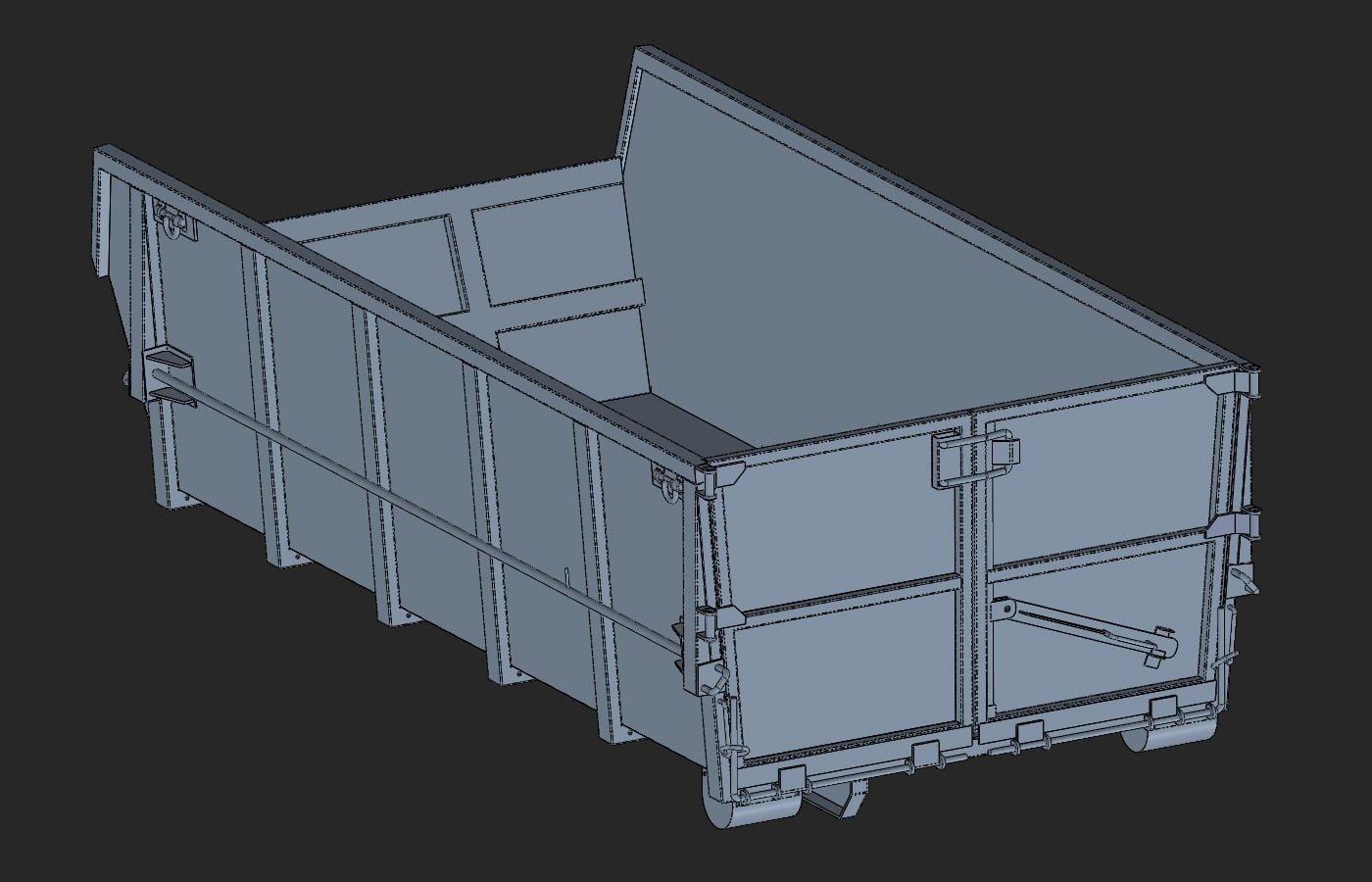 Metal Fabrication Design 1